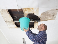 Emergency water damage service in Columbus