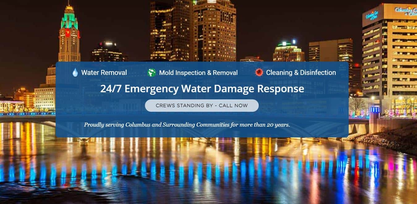 Water Damage Restoration, water damage cleanup